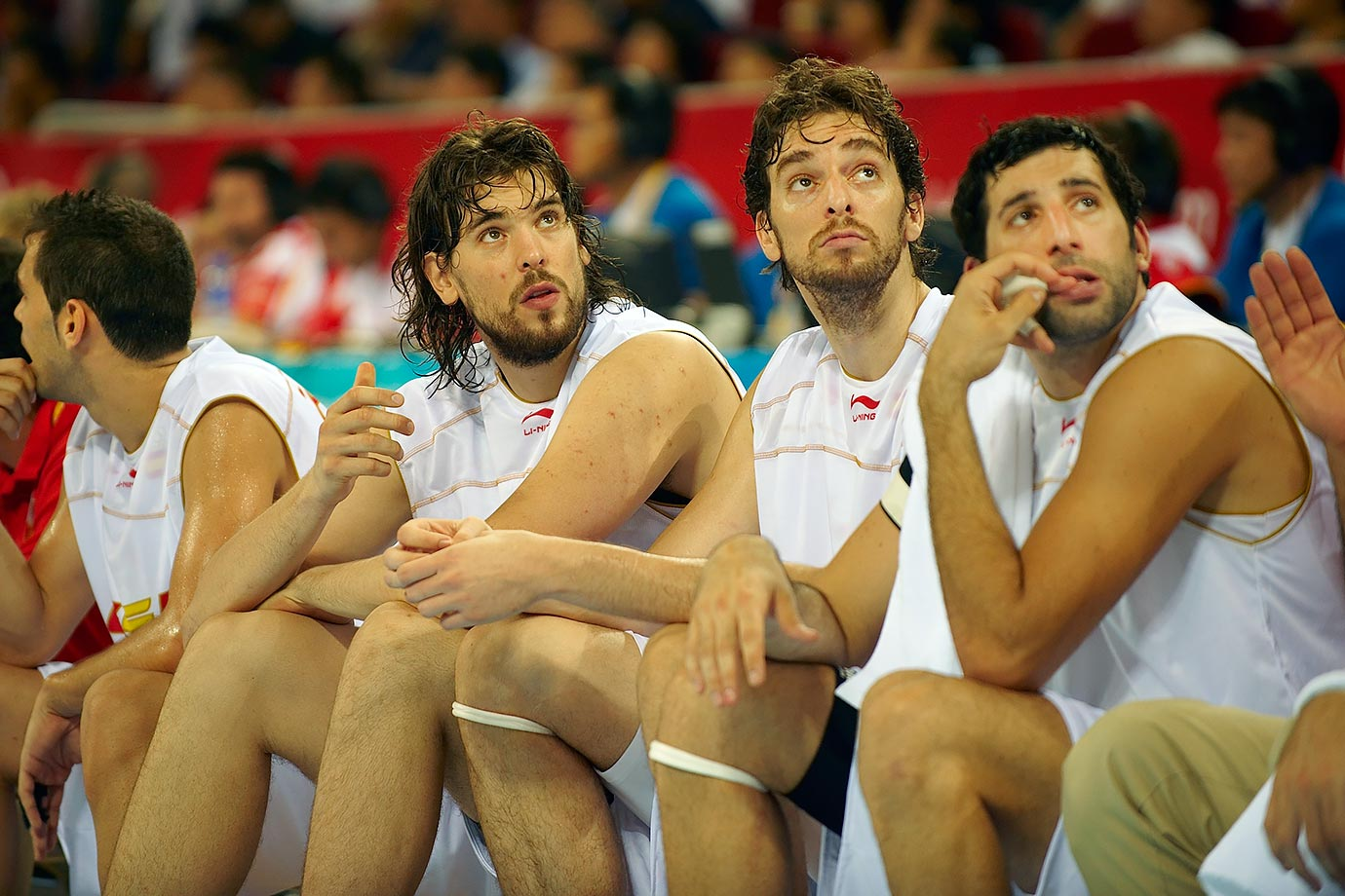 Beijing Summer Olympics — Spain vs. Greece