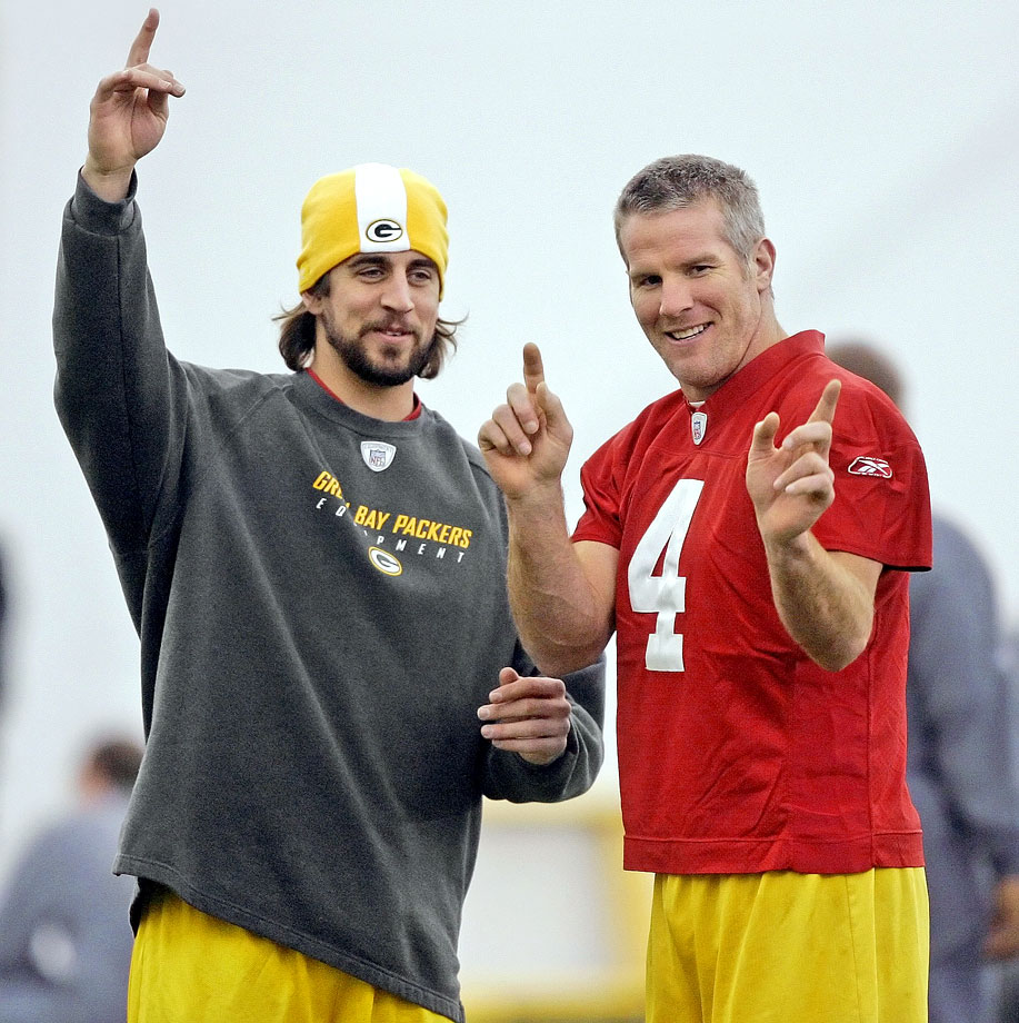 Jan. 16, 2008 — Packers practice