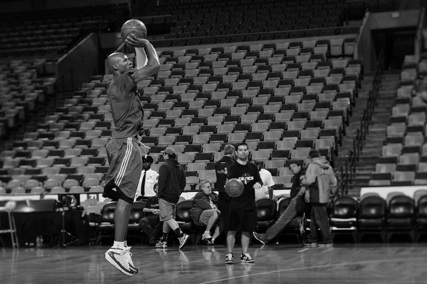 NBA Finals (practice) — June 13, 2010