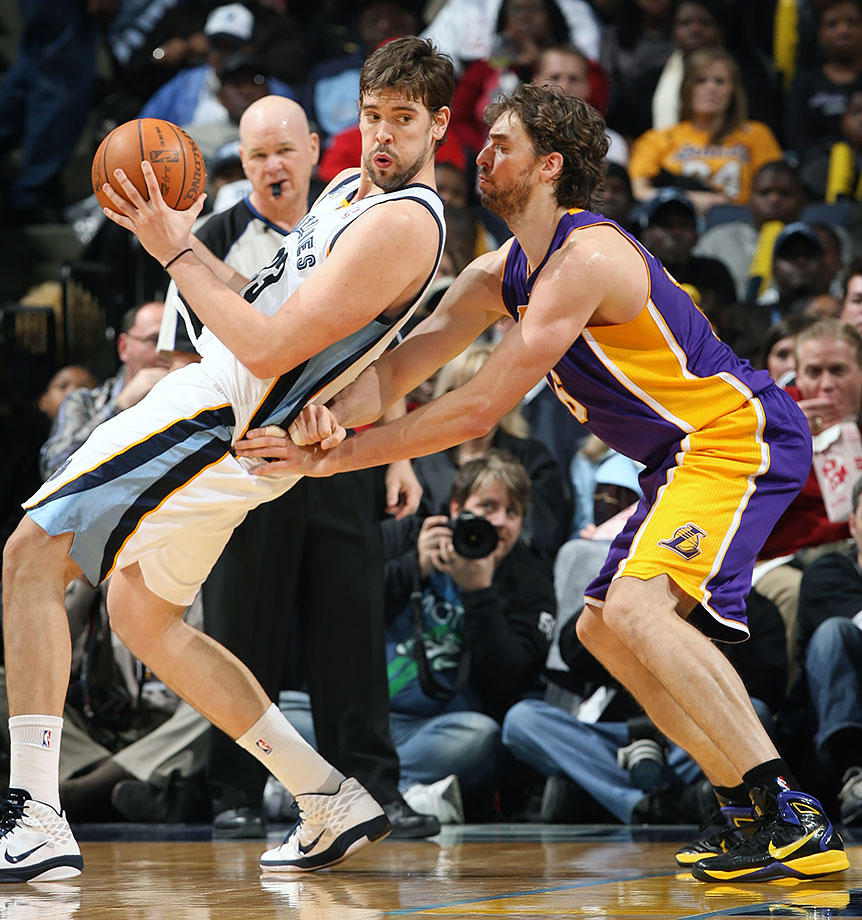 Memphis Grizzlies vs. Los Angeles Lakers