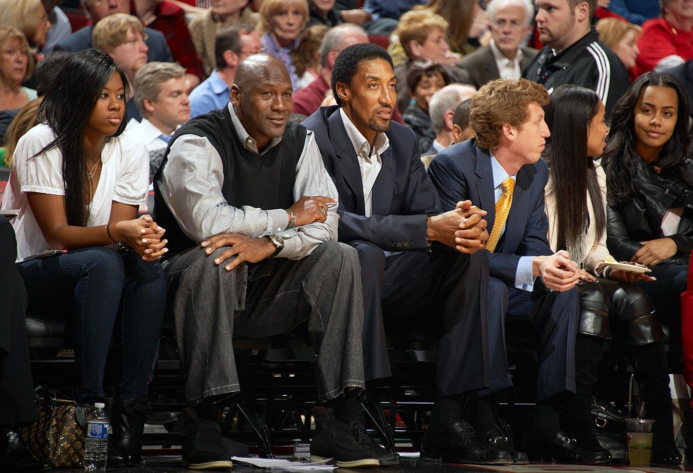 February 15, 2011 — Chicago Bulls vs Charlotte Bobcats