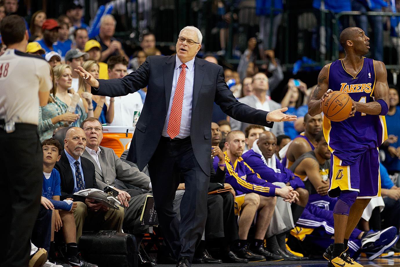 May 8, 2011 — NBA Western Conference Semifinals, Game 4