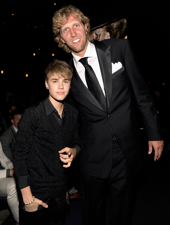 July 13, 2011: ESPY Awards at the Nokia Theatre L.A. Live in Los Angeles