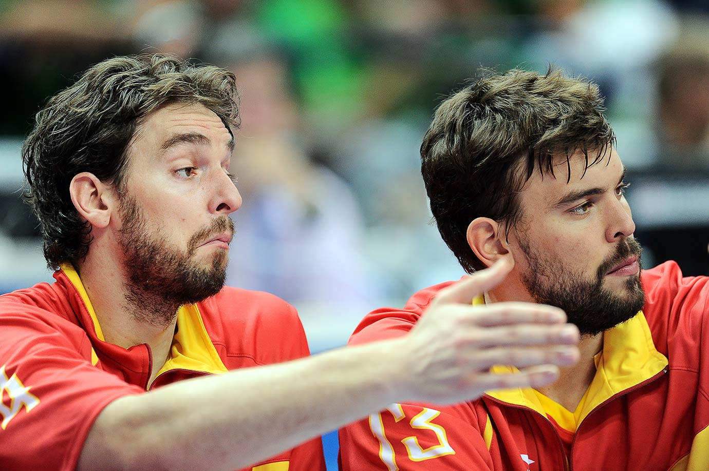 EuroBasket (European Basketball Championship) — Spain vs. France