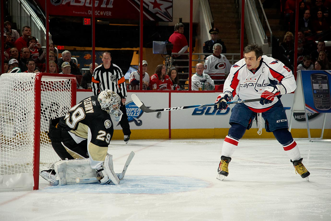 January 29, 2011 — NHL All-Star SuperSkills Competition