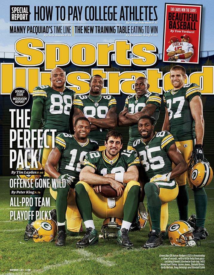 The defending Super Bowl champions picked up where they left off after their victory over the Steelers in Texas, winning their first 13 of the 2011 season before being upended by the Kansas City Chiefs. That was Green Bay's only regular-season loss of the season. The franchise's previous high was seven consecutive wins, turned in by the 2002 Brett Favre-led Packers.