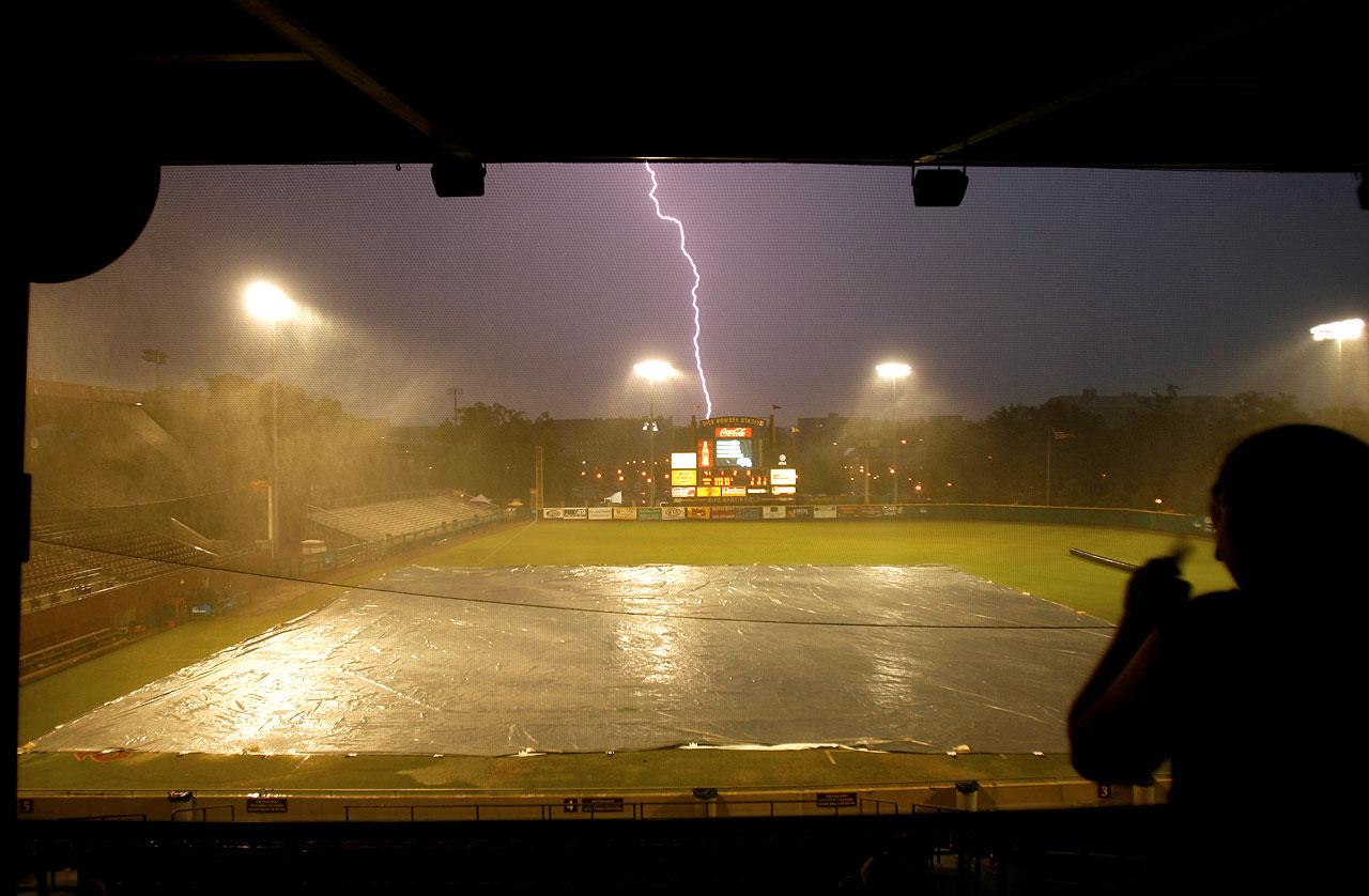 Regional NCAA Baseball Championship - Florida State vs. Alabama
