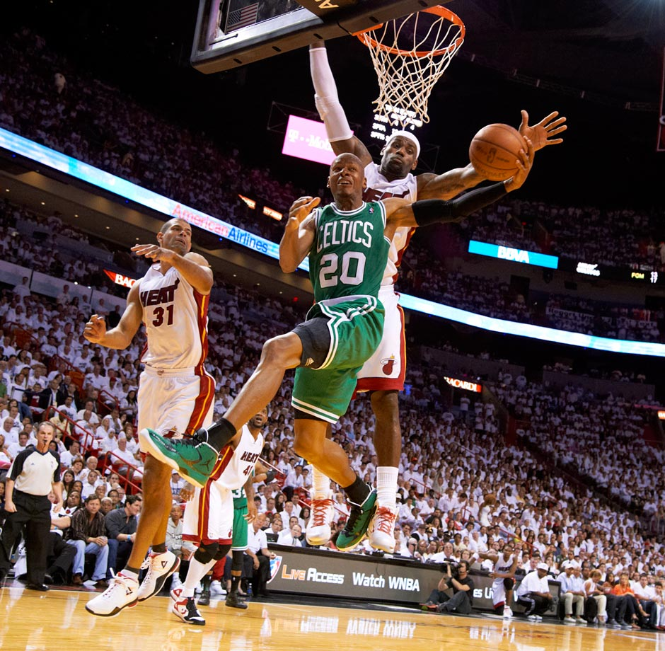NBA Eastern Conference Finals — June 9, 2012
