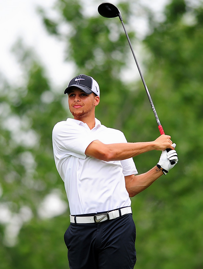 July 12, 2012 — Celebrity Golf Classic