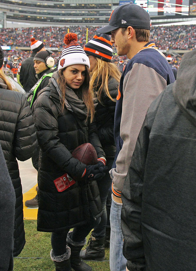 Dec. 16, 2012 at Soldier Field in Chicago.