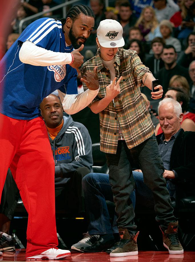 Dec. 27, 2012: Los Angeles Clippers vs. Boston Celtics at Staples Center in Los Angeles