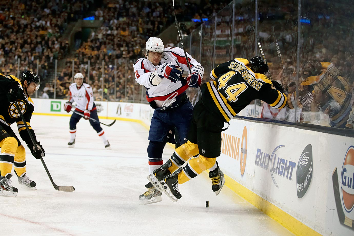 April 25, 2012 — NHL Eastern Conference Quarterfinals, Game 7