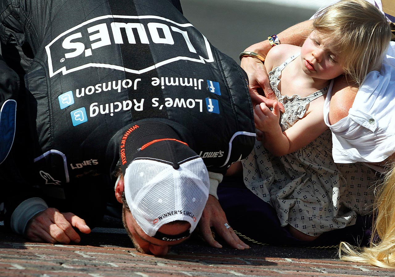 July 29, 2012 — Brickyard 400