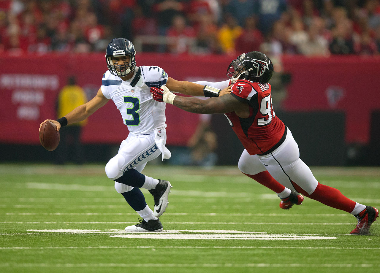 Seattle Seahawks vs. Atlanta Falcons