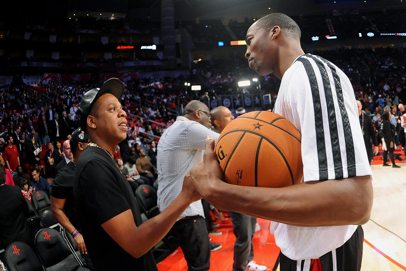 Feb. 17, 2013 — NBA All-Star Game