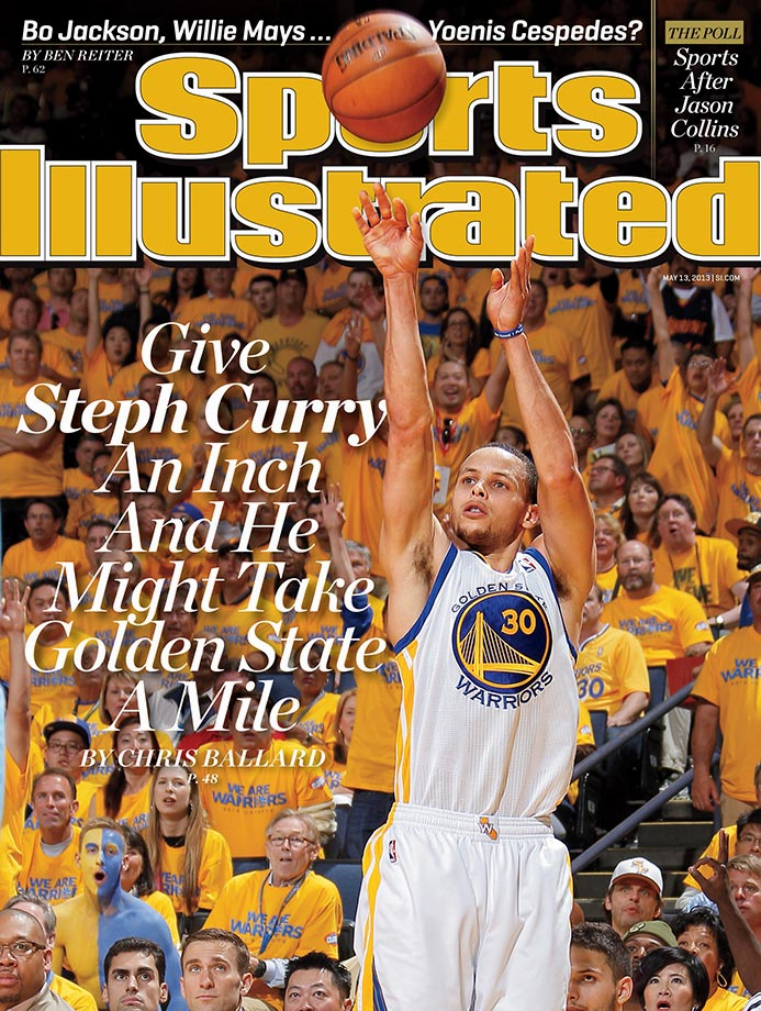 May 13, 2013 Sports Illustrated cover