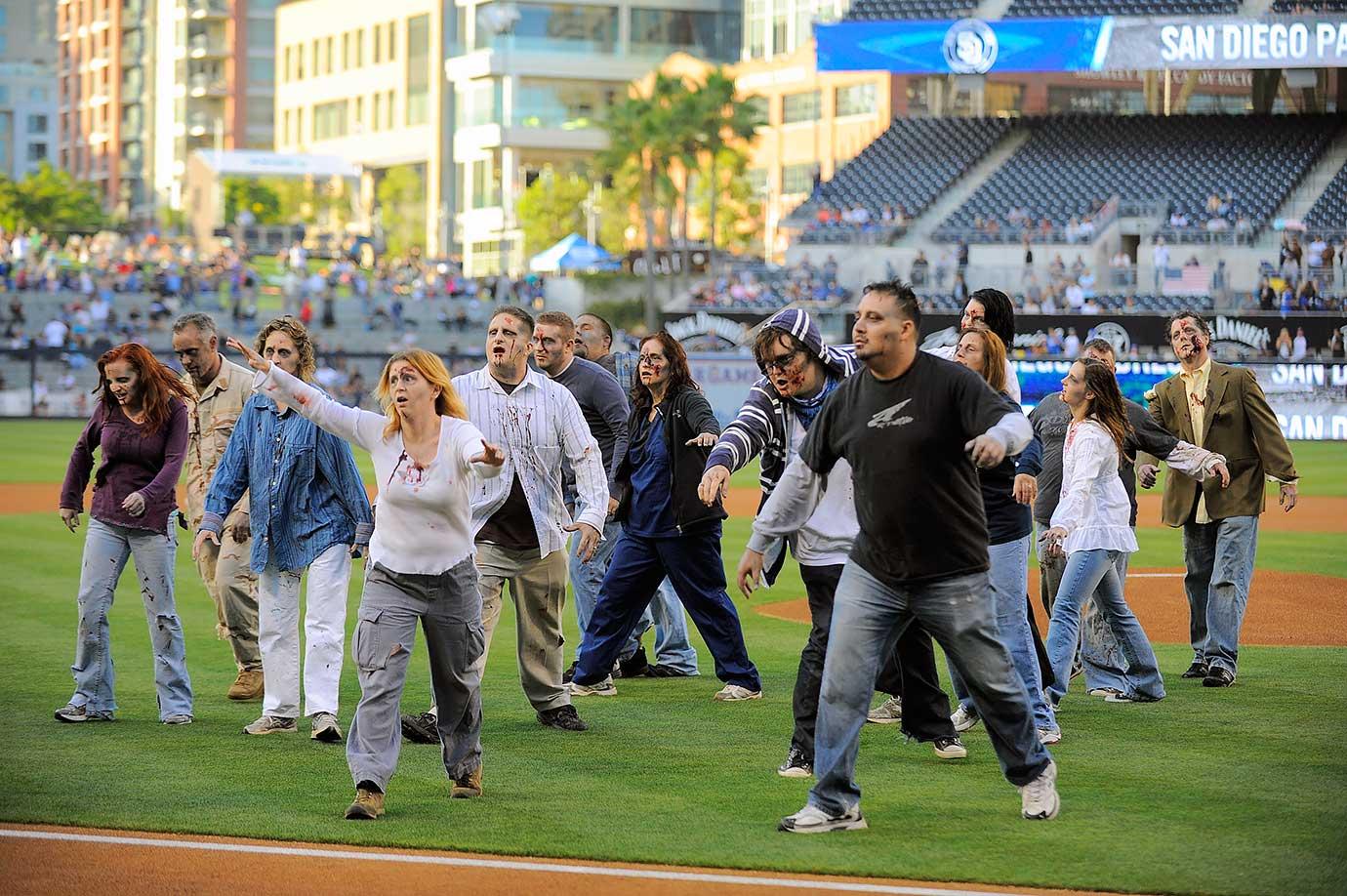 Los Angeles Dodgers vs. San Diego Padres — June 20, 2013