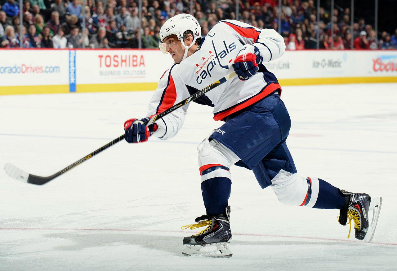 Capitals' Alex Ovechkin scores 1,000th NHL point | SI.com