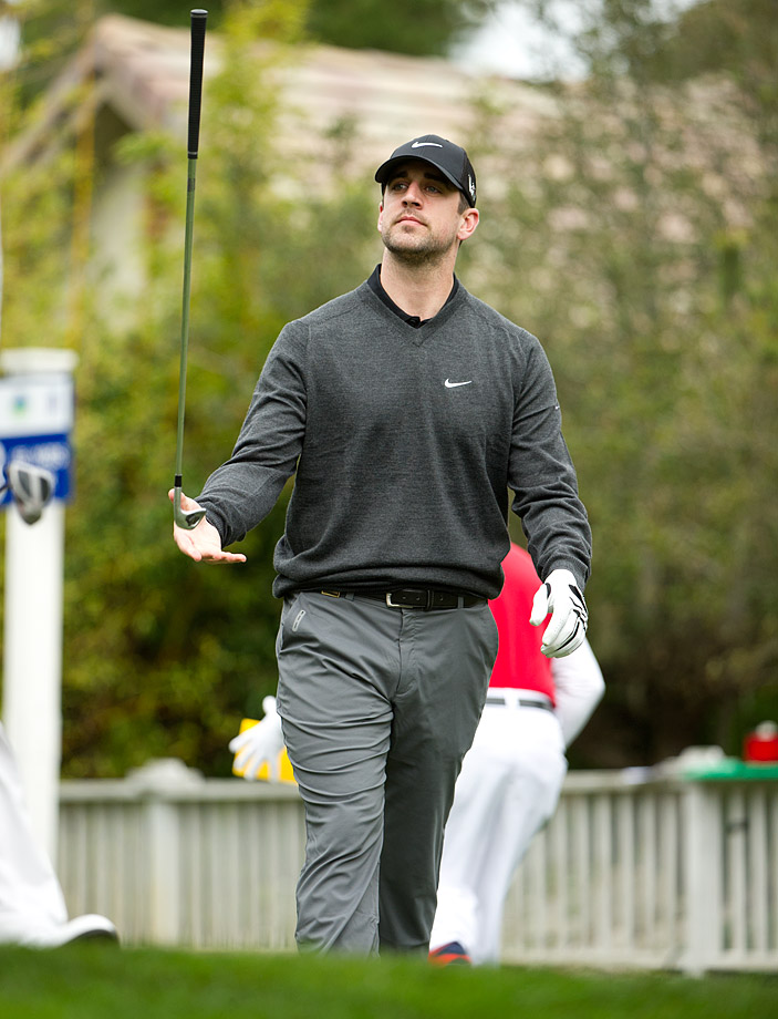 Feb. 7, 2013 — AT&T Pebble Beach National Pro-Am