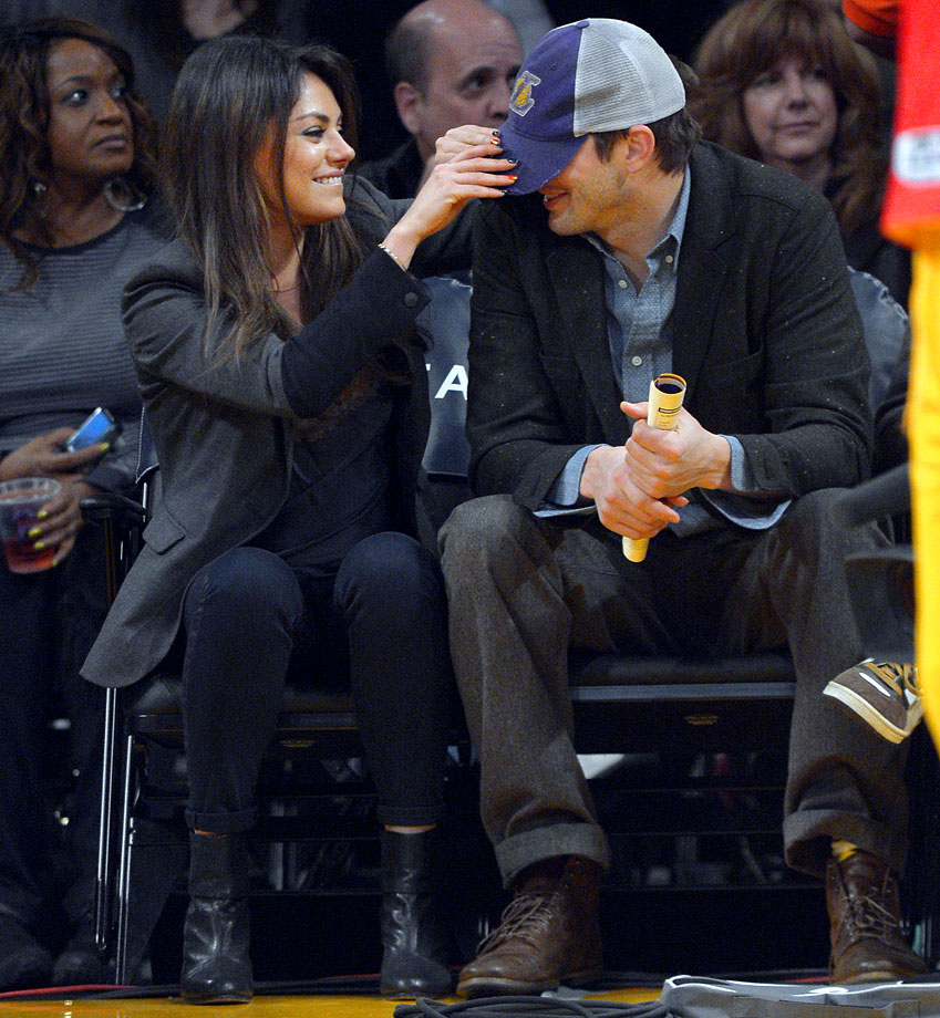Jan. 3, 2014 at Staples Center in Los Angeles.