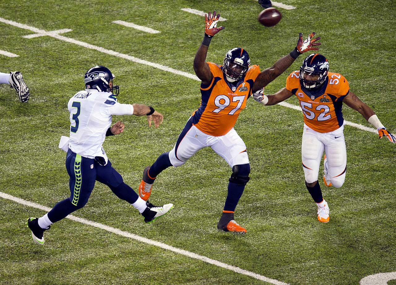 Seattle Seahawks vs. Denver Broncos