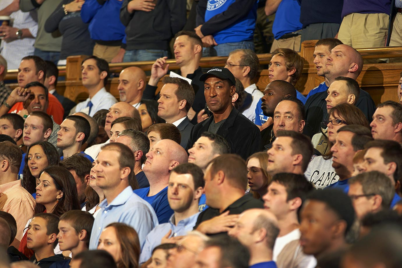 February 22, 2014 — Duke vs. Syracuse