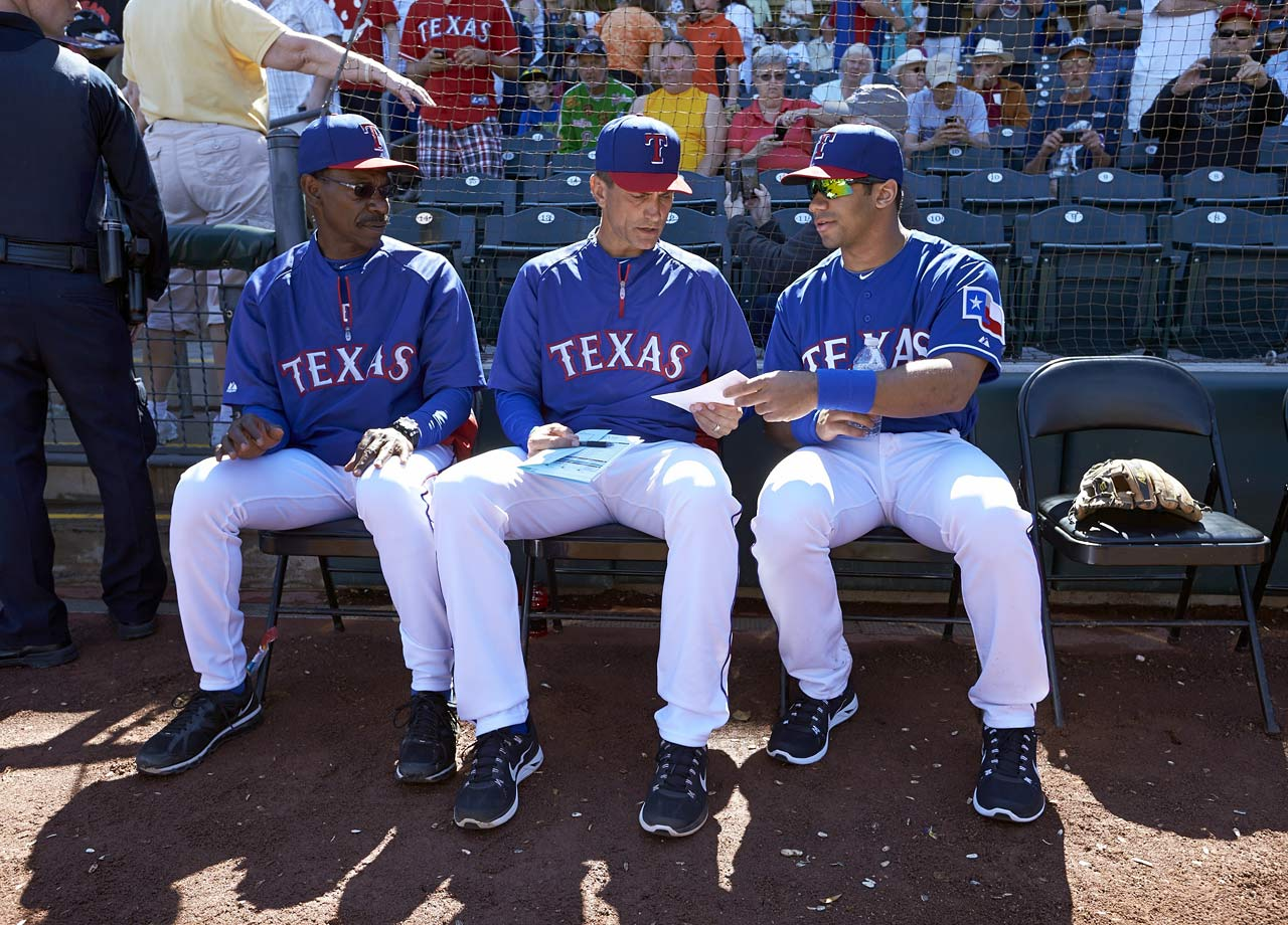 Texas Rangers vs. Cleveland Indians