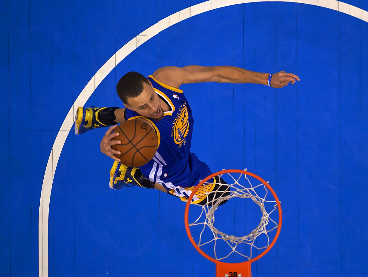 May 3, 2014 — NBA Western Conference Playoffs First Round Game 7, Golden State Warriors vs. Los Angeles Clippers