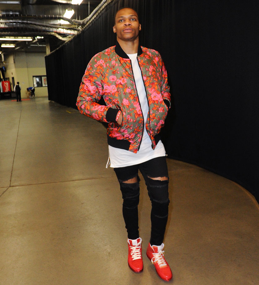 Russell Westbrook NBA fashion, style photos, outfits | SI.com