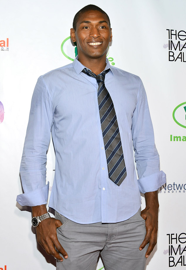 Metta World Peace will serve as an assistant coach for the Palisades High (Calif.) girls' basketball team next winter.