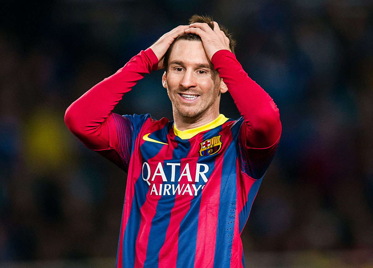 Parents have been banned from naming their children Messi in the Argentinian soccer star's hometown of Rosario because it was getting confusing.