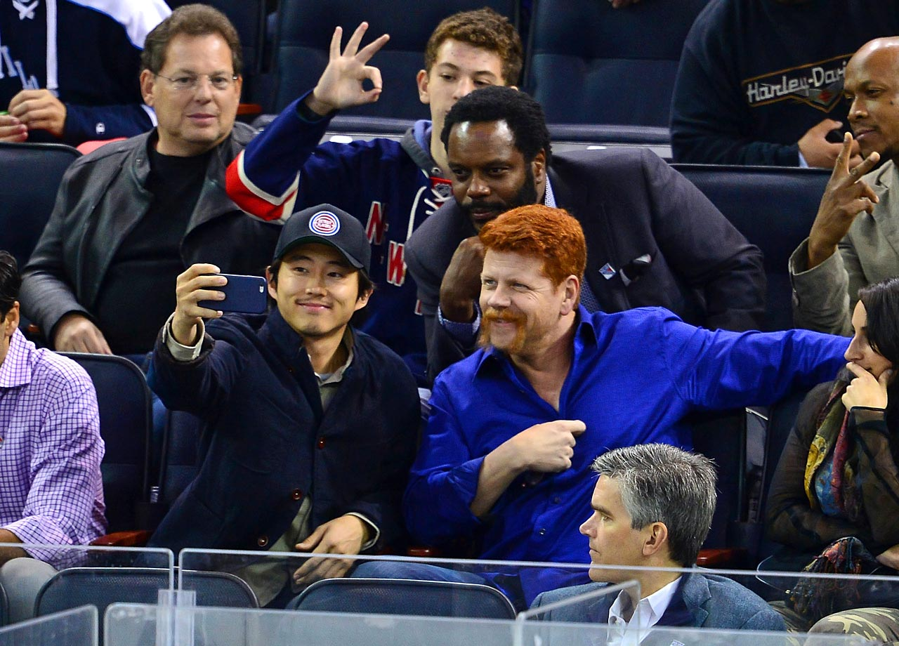 New York Rangers vs. Toronto Maple Leafs — Oct. 12, 2014