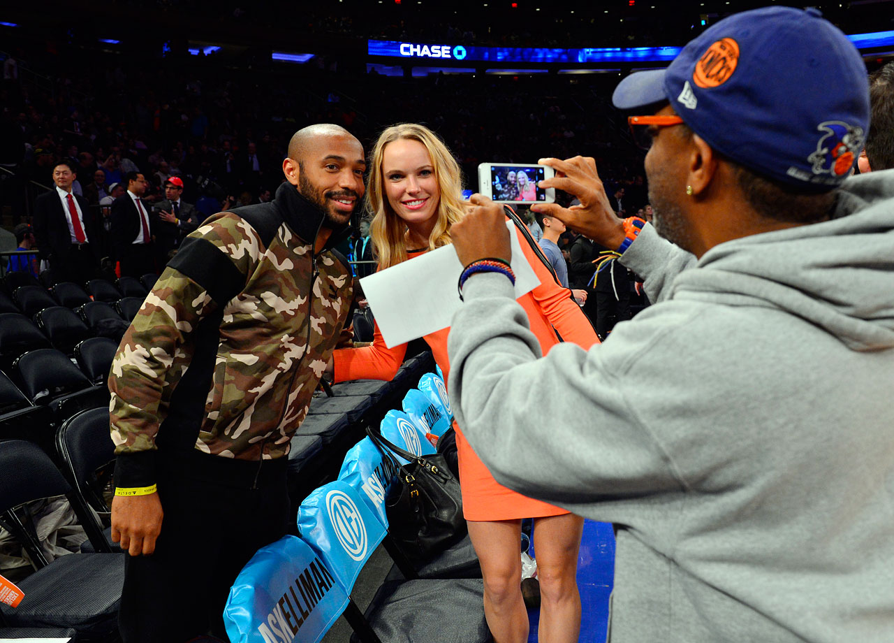 Nov. 4, 2014: New York Knicks vs. Washington Wizards at Madison Square Garden in New York City