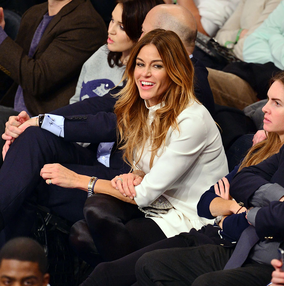Nov. 14, 2014: New York Knicks vs. Utah Jazz at Madison Square Garden in New York City