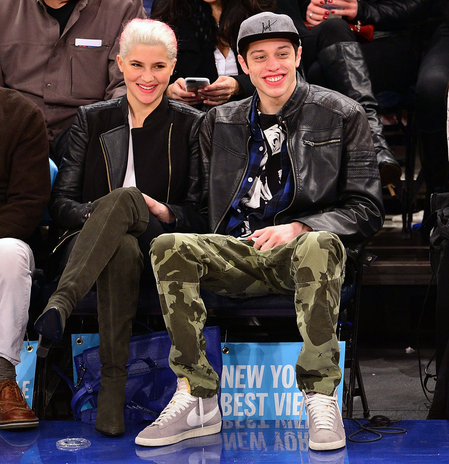 Nov. 16, 2014: New York Knicks vs. Denver Nuggets at Madison Square Garden in New York City