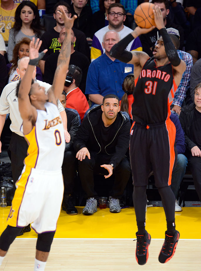 Nov. 30, 2014: Los Angeles Lakers vs. Toronto Raptors at Staples Center in Los Angeles