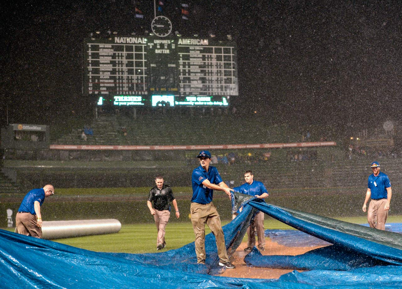 The low comedy of their grounds crew's struggle to put the tarp on the field during an August game was yet another prime example of Cubness. By October, the franchise's World Series drought had been extended to 107 years by a dreary 73-89 season that saw the team end up in the cellar of the NL Central. Manager Rick Renteria was shown the door, one year after Dale Sveum was booted. Enter ex-Rays skipper Joe Maddon, who becomes the seventh man in the past 10 years to be tasked with doing the impossible: making the Cubbies champions.