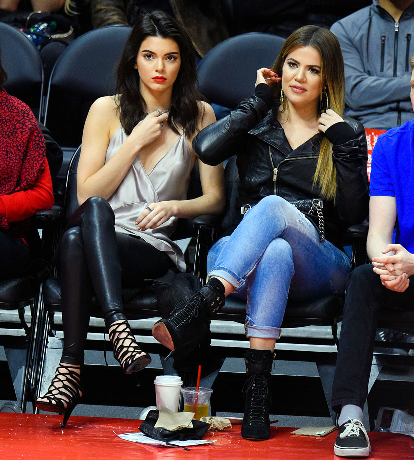 Jan. 10, 2015: Los Angeles Clippers vs. Dallas Mavericks at Staples Center in Los Angeles