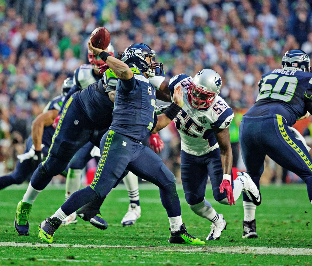 Seattle Seahawks vs. New England Patriots
