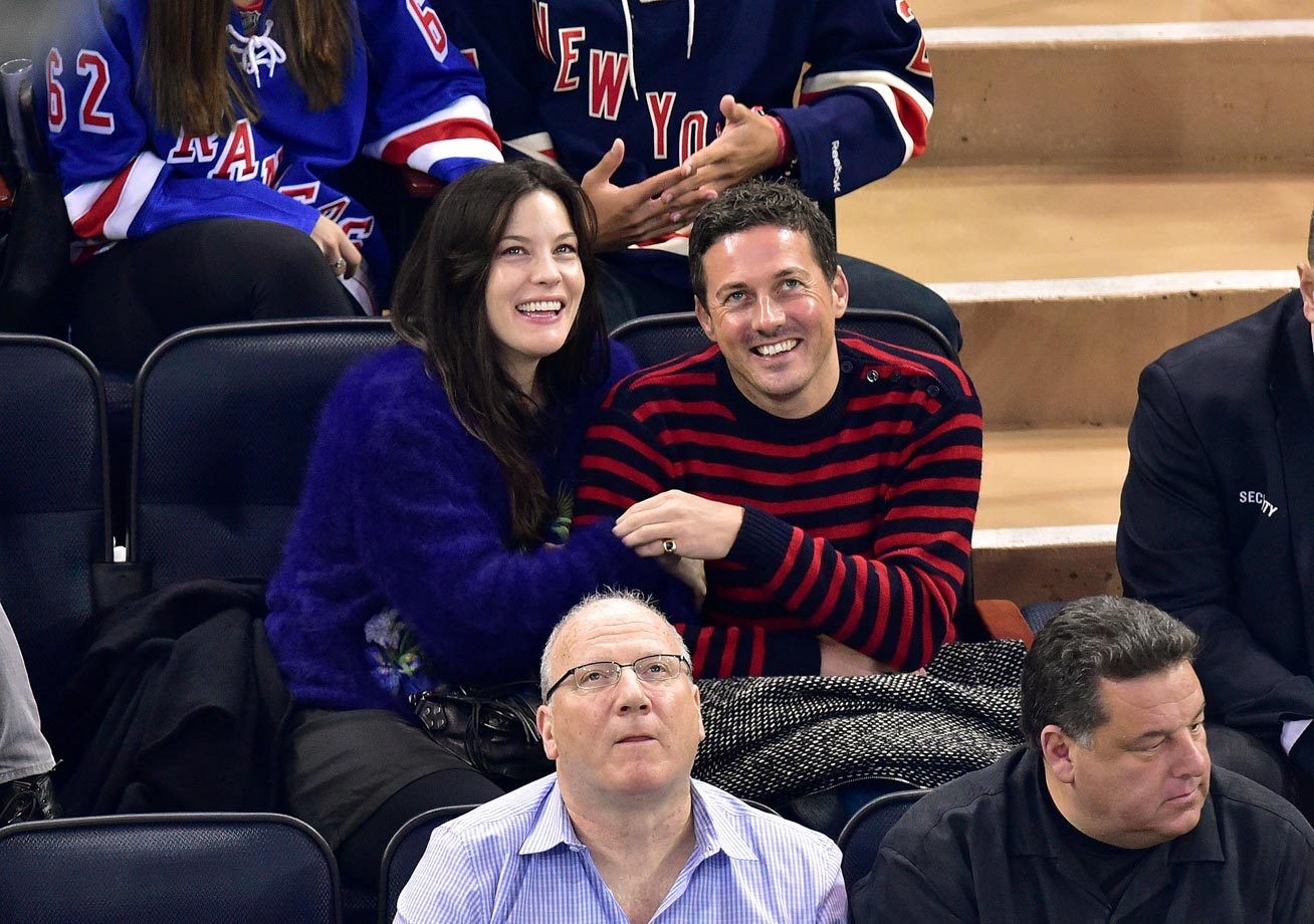 April 9, 2015: New York Rangers vs. Ottawa Senators at Madison Square Garden in New York City