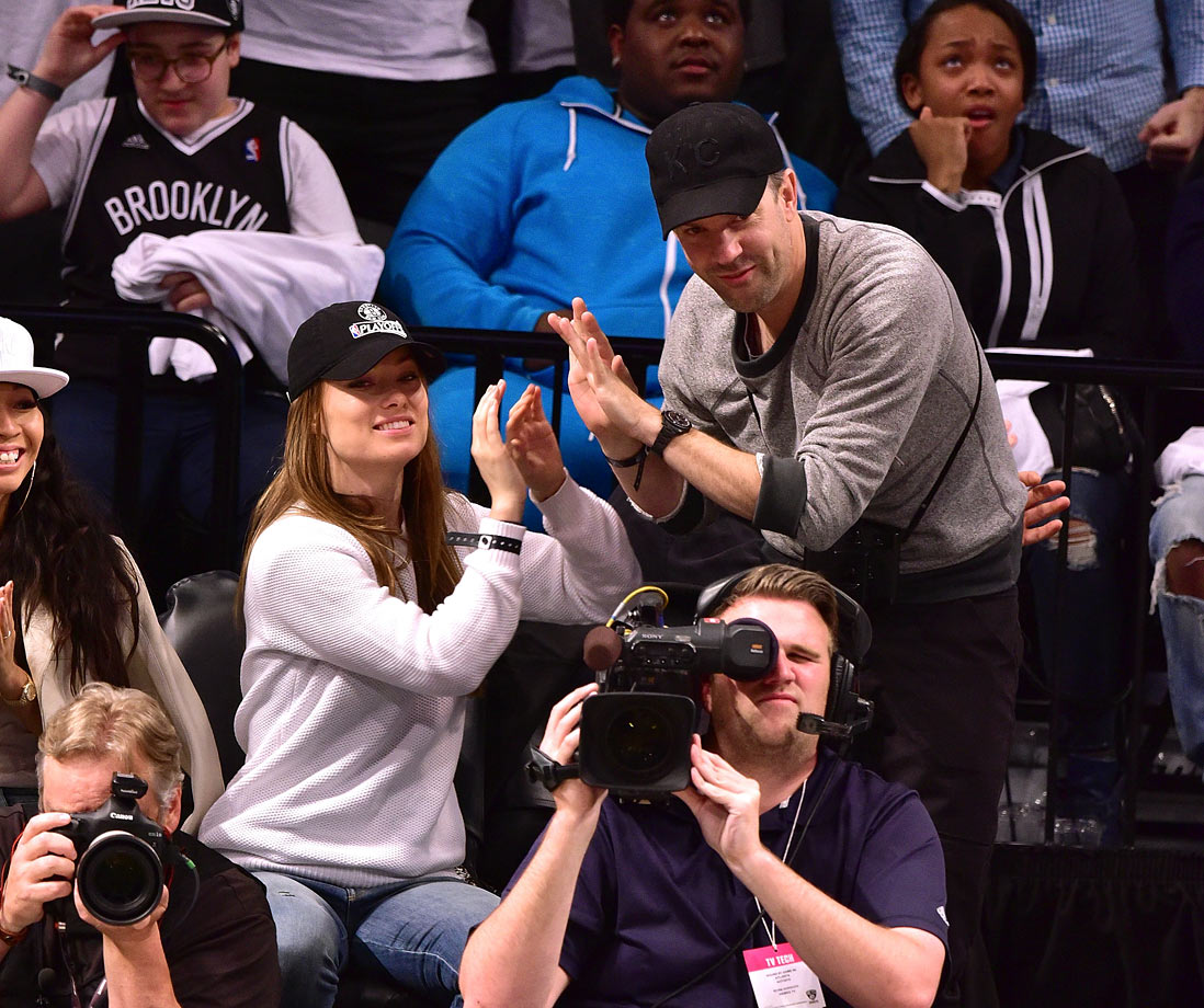 April 27, 2015: Brooklyn Nets vs. Atlanta Hawks at Barclays Center in Brooklyn, N.Y. — Eastern Conference Quarterfinals, Game 4
