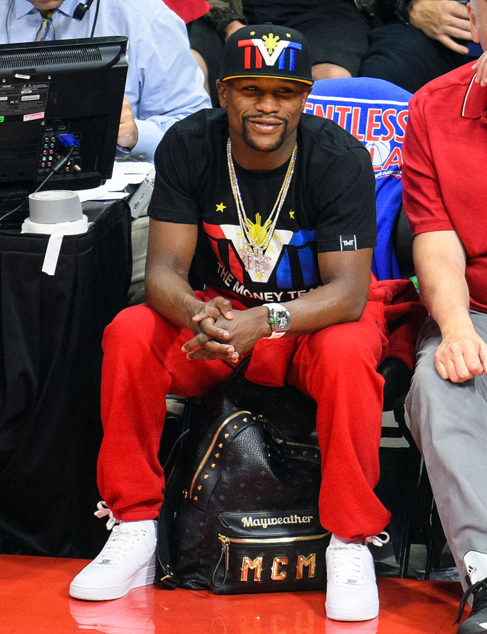 May 10, 2015: Los Angeles Clippers vs. Houston Rockets at Staples Center in Los Angeles — Western Conference Semifinals, Game 4