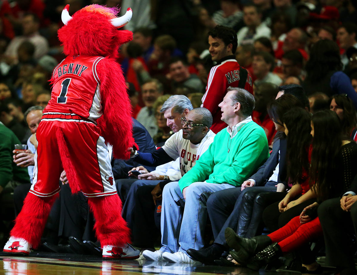 May 14, 2015: Chicago Bulls vs. Cleveland Cavaliers at United Center in Chicago — Eastern Conference Semifinals, Game 6