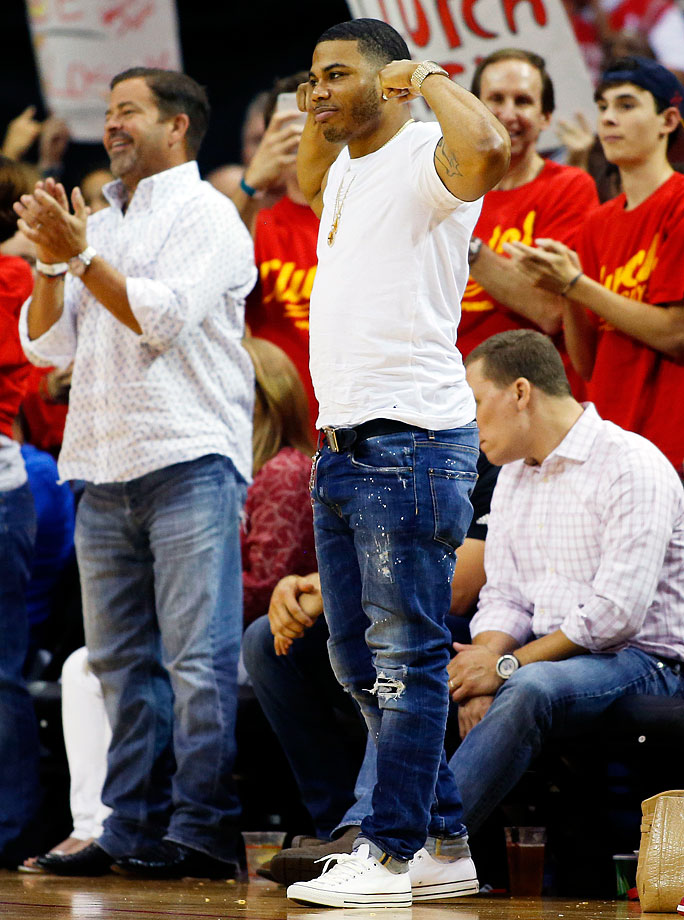 May 17, 2015: Houston Rockets vs. Los Angeles Clippers at Toyota Center in Houston — Western Conference Semifinals, Game 7
