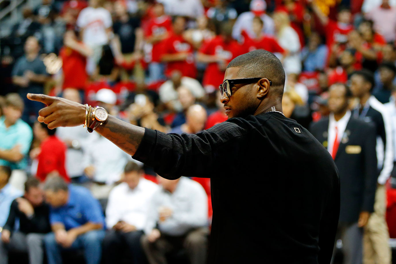 May 20, 2015: Atlanta Hawks vs. Cleveland Cavaliers at Philips Arena in Atlanta — Eastern Conference Finals, Game 1