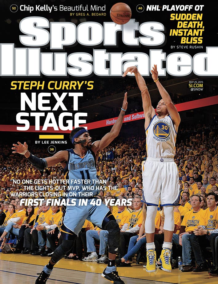 May 25, 2015 Sports Illustrated cover