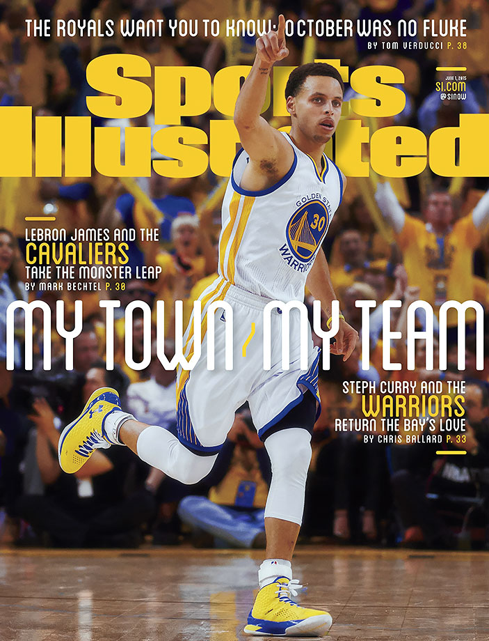 June 1, 2015 Sports Illustrated cover