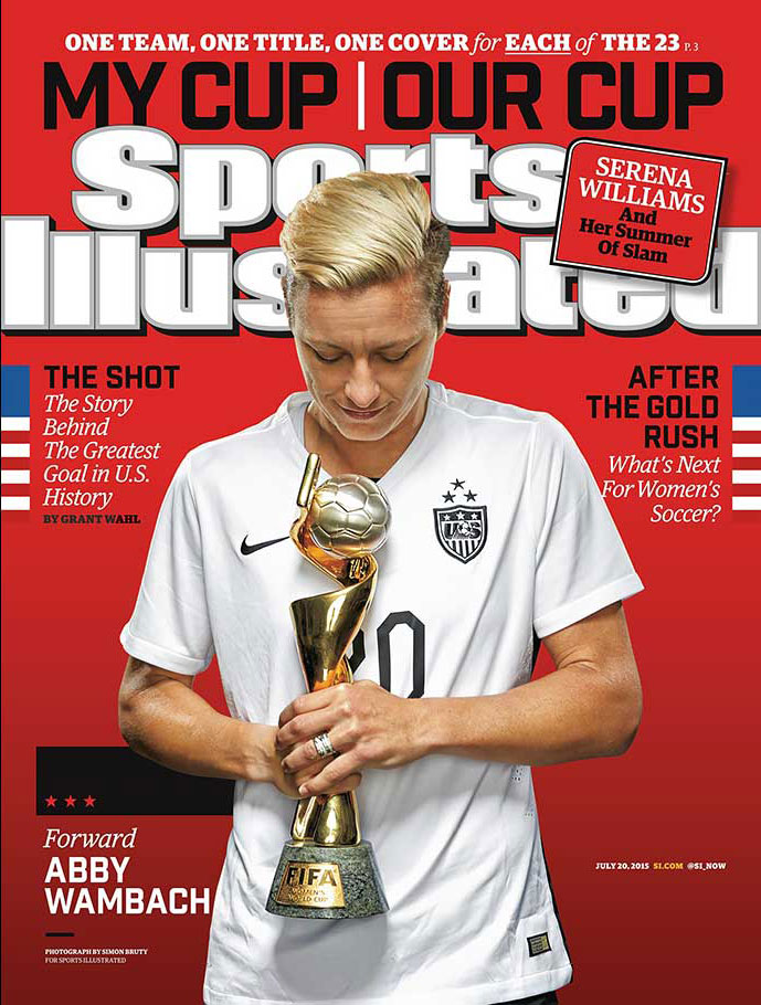 July 20, 2015 Sports Illustrated cover