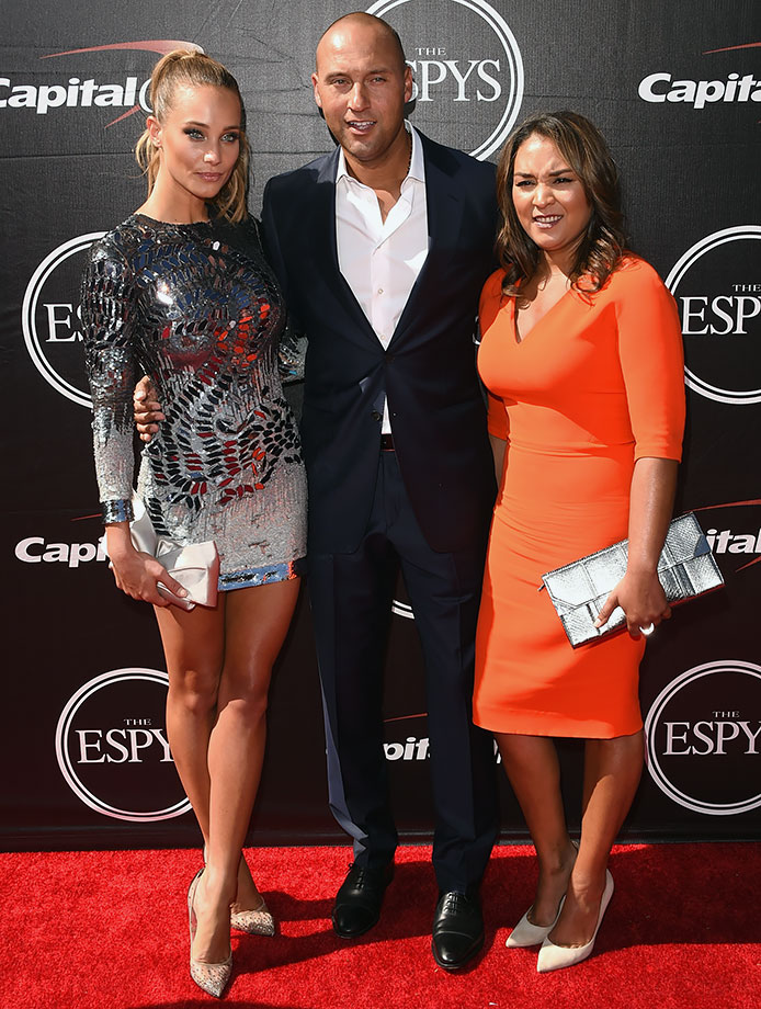 The 2015 ESPYS on July 15, 2015 at Microsoft Theater in Los Angeles.