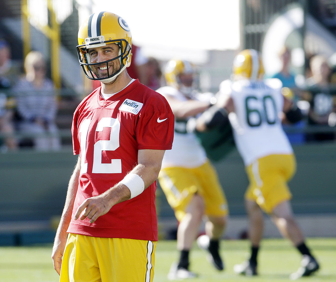 July 30, 2015 — Packers training camp